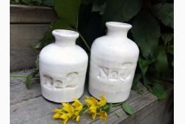 Vas i keramik antikvit, No 2