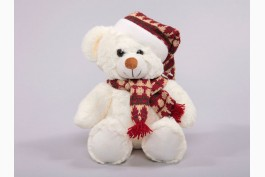 Nallebjörn vit 22 cm