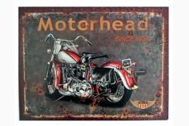 Plåttavla Motorhead