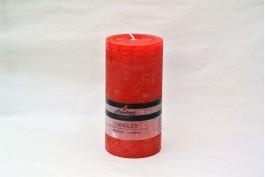 Blockljus rubin Ø7,8 h15