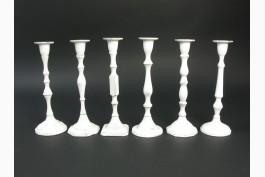 Ljusstakar järn (25 cm), 6 st/set