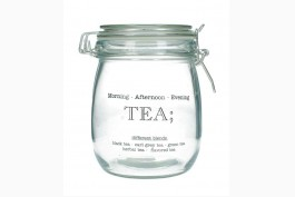 Glasburk tea
