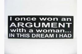 Trätavla, Argument