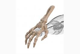 Kapsylöppnare hand, gjutjärn