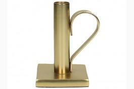 Ljusstake guld 12 cm