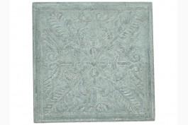 Tempeltavla metall 28 cm